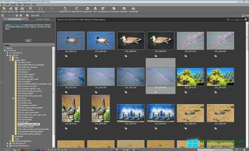 Скриншот программы ViewNX для Windows 8