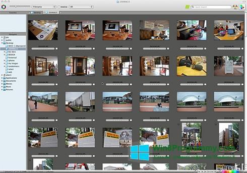Скриншот программы Photo Mechanic для Windows 8