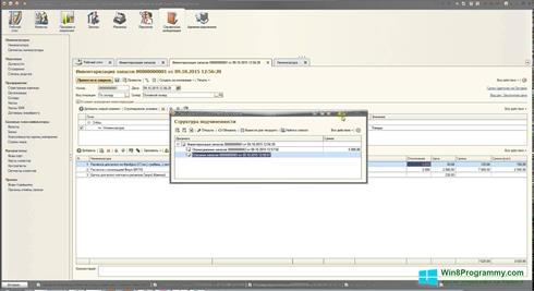 Скриншот программы Студия Красоты для Windows 8