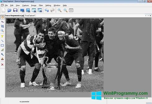 Скриншот программы EasyCapture для Windows 8