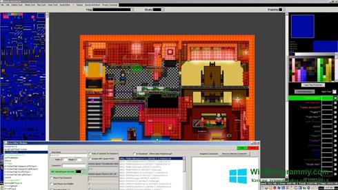 Скриншот программы Game Editor для Windows 8