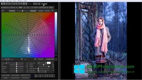 Скриншот программы 3D LUT Creator для Windows 8