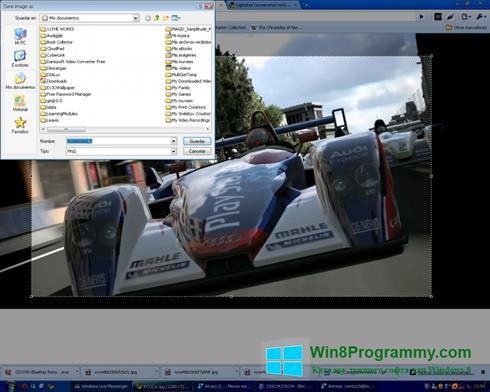 Скриншот программы LightShot для Windows 8