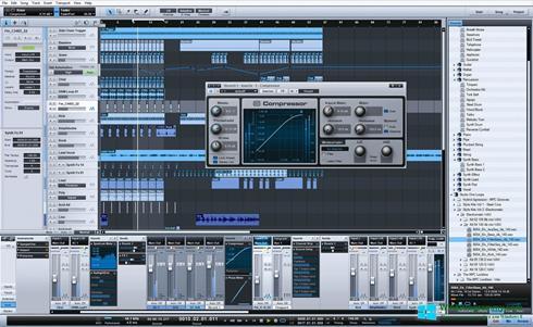 Скриншот программы Studio One для Windows 8