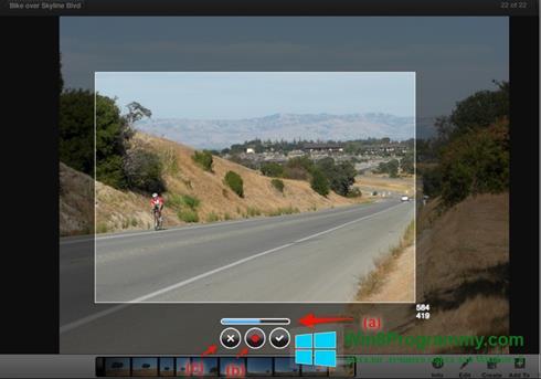Скриншот программы Gyazo для Windows 8