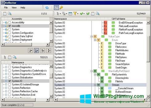 Скриншот программы Reflector для Windows 8